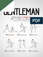 Gentleman Workout