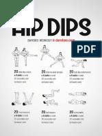 Hip Dips Workout