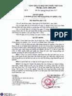 QD-2429-QD-ByT Ve Bo Tieu Chi Danh Gia Chat Luong XN