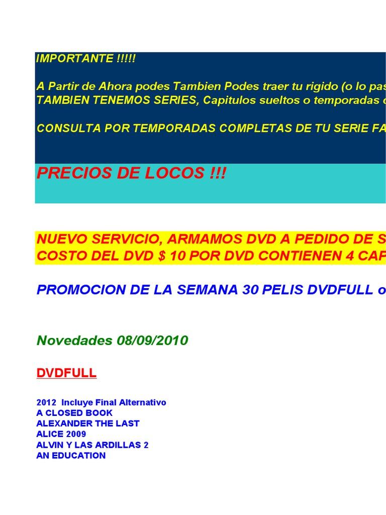3f83622900 List A | Deportes | Ocio