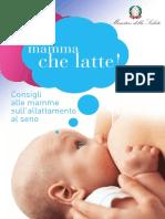 Mamma Che Latte