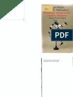 Bakhtin Mihail - El Metodo Formal En Los Estudios Literarios.pdf