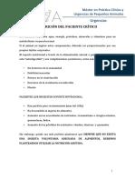 6.UCI - Nutrición del paciente crítico