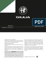 2017 Alfa Romeo Giulia Base OM 3rd