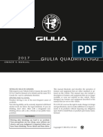 2017 Alfa Romeo Giulia Quadrifoglio OM 2nd R2