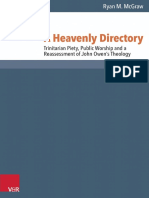 A Heavenly Directory Trinitarian Pie