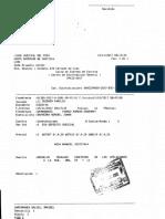 Absuelvo Traslado III Caso Martin - Extemporaneo