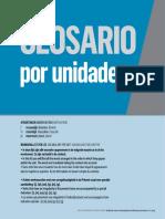 Glosario por unidades español-holandés-inglés-francés