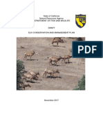 Elk Management Plan Final Public Draft 11-16-17