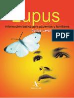 Lupus Informacion Basica Para Pacientes y Familiares