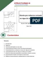 Diseño por esfuerzo Cortante en vigas de concreto armado 2.pdf