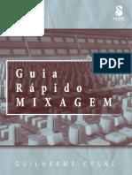 Guia Rápido Mixagem
