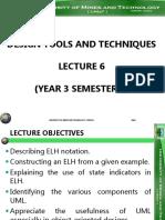 Software Developmentlecture 6