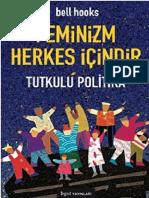 Bell Hooks - Feminizm Herkes İçindir.pdf