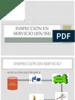 Inspección en Servicio