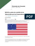 Chomsky - La prise de contrôle de la démocratie par les Corporations _ Blog sur Noam Chomsky (en français)