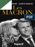 Derrien Caroline Et Nedelec Candi - Les Macron