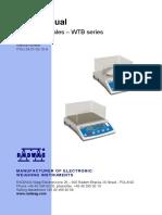 WTB Manuals