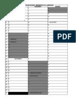 Calendário Momentos 3 e 4