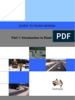 AGRD-Part 1 Introduction to Road Design