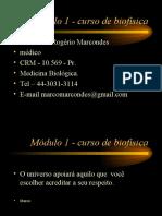 SeminarioBiofisica1 Modulo Basico