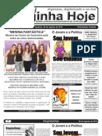 Jornal Varginha Hoje - Edição 15 - 2010