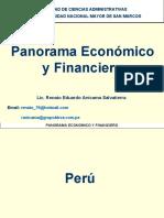 Panorama Economico y Financiero