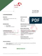 Ficha Tecnica WS BD700 606
