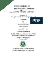 Final Lt Report