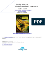 Advanced Guide for Professional Homeopaths Luc de Schepper.04253 1