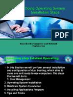 Melakukan Langkah Instalasi Sistem Operasi 2 English