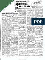 La Correspondencia Militar. 27-7-1914, n.º 11.195