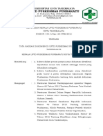 350526510 Sk Tata Naskah Dokumen Puskesmas Ondong Docx