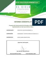 Informe Ambiental N°1