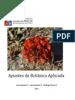 Apunte de Botanica Aplicada