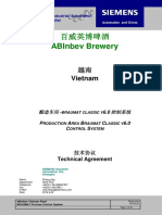 ABInbev Vietnam Automation Technical Agreement