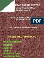 Instalaciones Electricas 2016-1