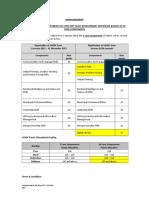 Dssc Revision of Core Components