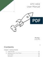 HD2 Manual