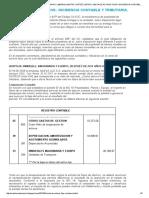 Venta de Activos Fijos– Incidencia Contable y Tributaria Nic 16