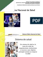 Sistema Publico Nacional de Salud