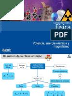 Clase 3 FS11 Potencia, energía eléctrica y magnetismo 2017.ppt
