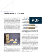 Fundamentals of Concrete A