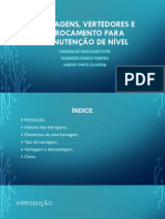 BARRAGENS, VERTEDORES E ENROCAMENTO PARA MANUTENÇÃO DE apresentação.pptx