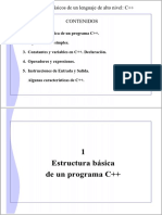 SESION 05 - CONCEPTOS BASICOS DE C ++ - RESUMEN