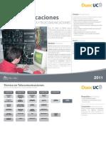 Tecnico en Telecomunicaciones