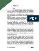 Executive Summary FS Kawasan Industri