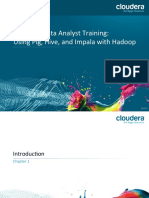 Data Analyst Training 201403