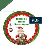 Frame Bolo Jantar de Natal R404 Açores (1)
