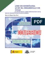 libro.Modalidades de enseñanza centradas en competencias edsup.pdf